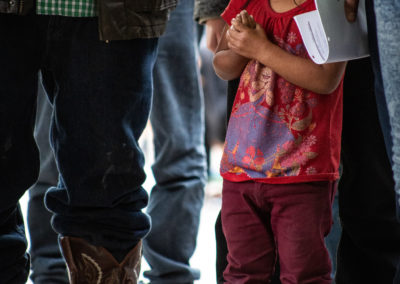 The Children of the Border