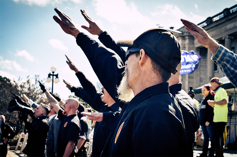 A Word About Nazis, Free Speech and Journalism